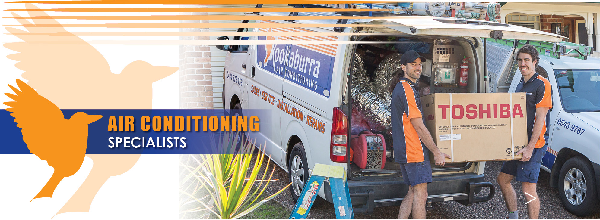 ​Kookaburra Air Conditioning Specialists Sales Service Installation Repairs